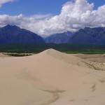 Чарские пески в Сибире