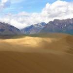 Чарские пески Забайкальского края