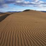 Необычная пустыня в центре Сибири, Россия