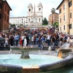 Оживленное время в Риме