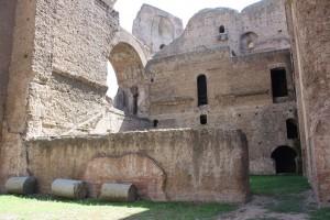 Конструкция Терм в Риме