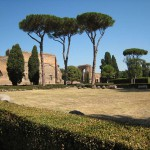 Сад Каракаллы в Риме