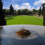 Фонтан в парке Боргезе