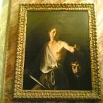Караваджо - Давид с головой Голиафа