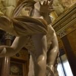 Статуя в музее Боргезе