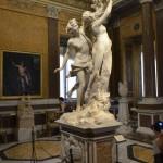 Статуи галереи Боргезе