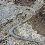 Серпантин на перевале Чике-Таман