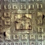 Барельеф внутри пролета Арки Тита