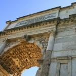 Арка Тита, Рим