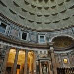 Интерьер Пантеона, Рим