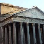 Колонны Храма всех богов