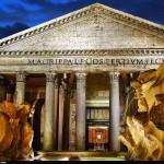 Храм всех богов, Рим
