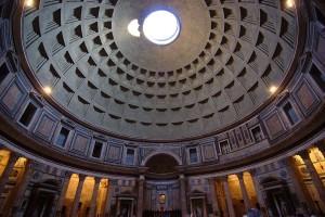 Купол Пантеона, Рим