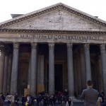Храм всех богов, Рим, Италия