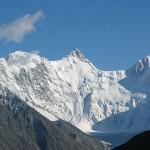 Гора Белуха, наивысшая точка Алтая