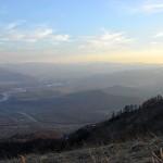 Вид с Катунского хребета