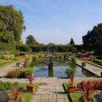 Затонувшие сады в Кенсингтонском дворце