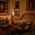 Интерьер комнаты в Кенсингтонском дворце