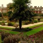 Сады Кенсингтонского дворца