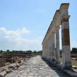 Древние сооружения на Аппиевой дороге