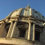 Купол Святого Петра, Ватикан