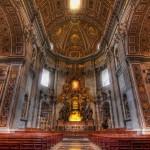 Интерьер собора Святого Петра