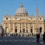 Папская базилика Святого Петра в Ватикане