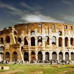 Памятник Древнего Рима
