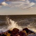 Брызги новосибирского моря
