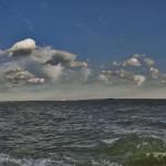 Пейзаж Обского моря