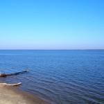Обское море, вид с Бердского мыса