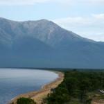 Пейзаж Байкала