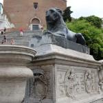 Скульптура на Капитолийском холме, Рим