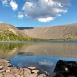 Озеро в Сохондинском заповеднике