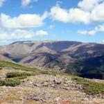 Пейзажи Сохондинского государственного природного биосферного заповедника
