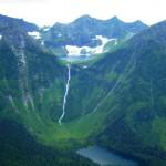 Кинзелюкские озера (верхнее и нижнее) и Кинзелюкский водопад