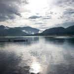 Телецкое озеро - источник реки Бия
