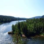 Река Бия, Горный Алтай