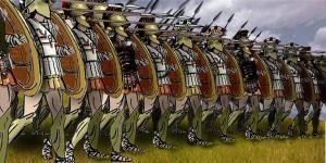 Греческая фаланга