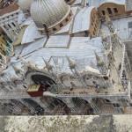 Вид сверху на собор Сан Марко