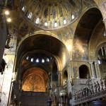 Интерьер собора Святого Марка