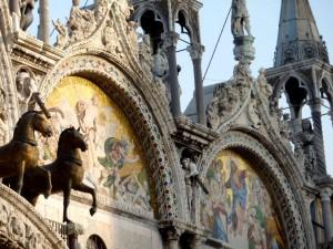 Архитектурные элементы собора Святого Марка