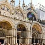 Фасад собора Святого Марка