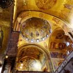 Внутри собора Святого Марка