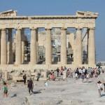 Гекатомпедон, Афины