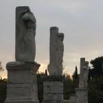 Скульптуры Древней Агоры