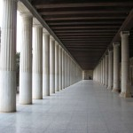 Стоя Аттала (Афинская Агора), Афины, Греция
