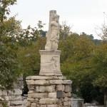 Статуя в Агоре