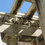 Архитектура храма Гефеста, Древняя Агора