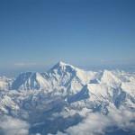 Эверест с самолета